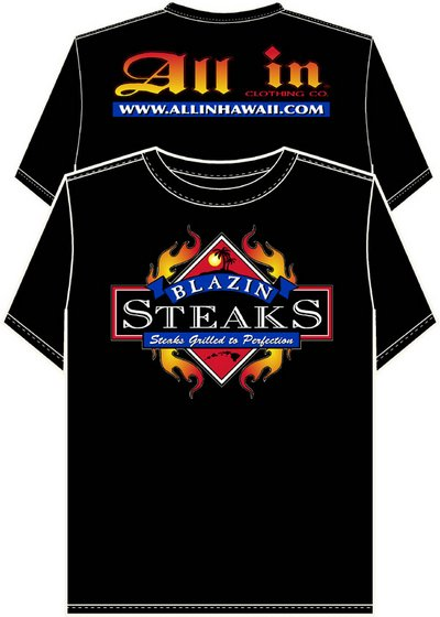 Blazin Steaks