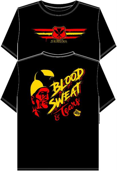 Blood Sweat
